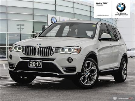2017 BMW X3 xDrive28i (Stk: DB7031) in Oakville - Image 1 of 27