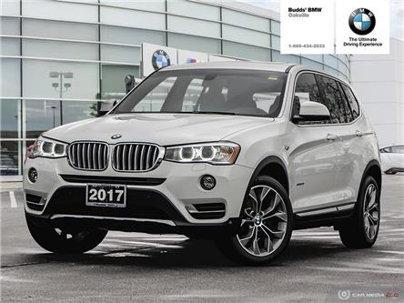 2017 BMW X3 xDrive28i (Stk: DB7032) in Oakville - Image 1 of 27