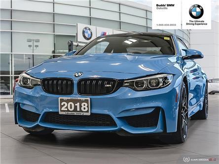 2018 BMW M4 Base (Stk: DB8888) in Oakville - Image 1 of 13
