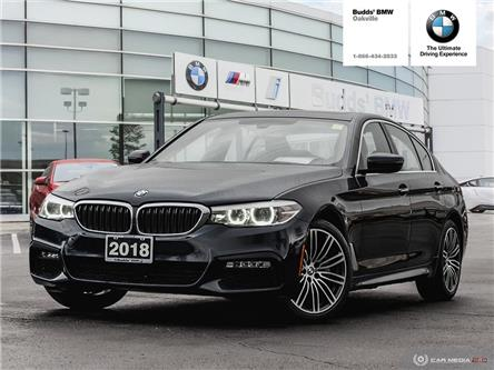 2018 BMW 530i xDrive (Stk: B915549A) in Oakville - Image 1 of 27