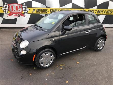 2013 Fiat 500 Pop (Stk: 49836) in Burlington - Image 1 of 21