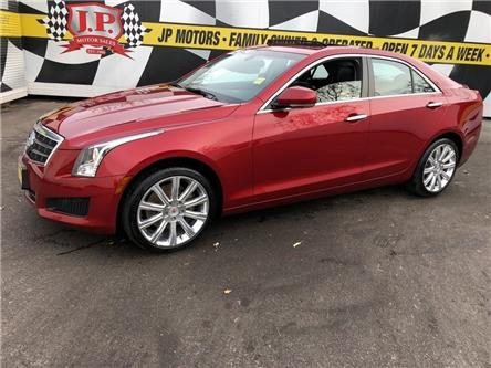 2014 Cadillac ATS 3.6L Luxury (Stk: 50280) in Burlington - Image 1 of 26