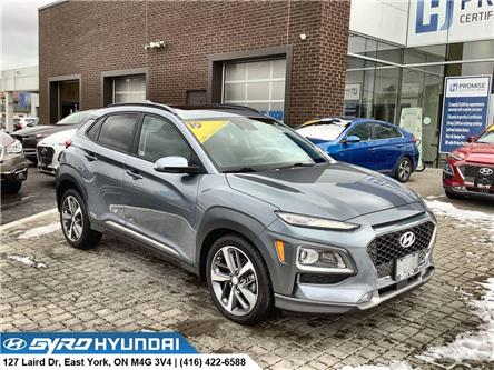 2019 Hyundai Kona 1.6T Ultimate (Stk: H6333A) in Toronto - Image 1 of 30