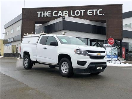 2015 Chevrolet Colorado WT (Stk: 20293) in Sudbury - Image 1 of 21
