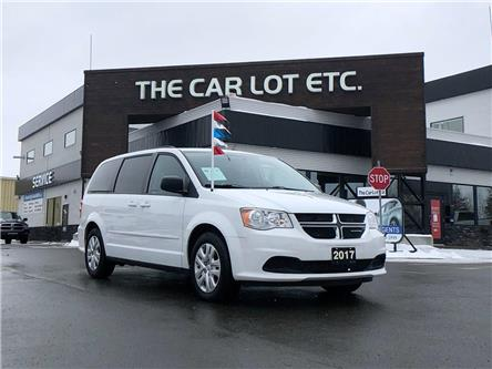 2017 Dodge Grand Caravan CVP/SXT (Stk: 20209) in Sudbury - Image 1 of 25