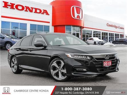 2018 Honda Accord Touring 2.0T (Stk: 20982A) in Cambridge - Image 1 of 27