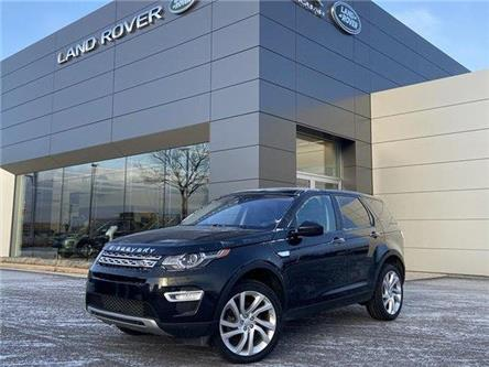 2017 Land Rover Discovery Sport HSE LUXURY (Stk: PJ043) in Ottawa - Image 1 of 21
