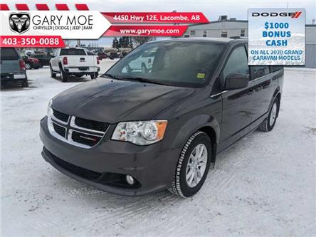 2020 Dodge Grand Caravan Premium Plus (Stk: F202455) in Lacombe - Image 1 of 19