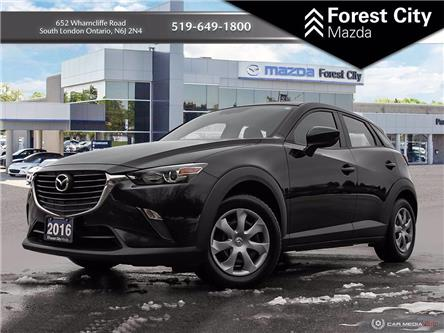 2016 Mazda CX-3 GX (Stk: ML0175A) in Sudbury - Image 1 of 25