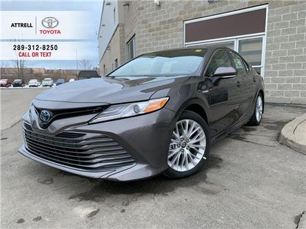 2020 Toyota Camry XLE HYBRID (Stk: 48251) in Brampton - Image 1 of 25
