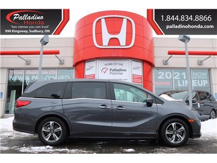 2019 Honda Odyssey EX (Stk: U9831) in Sudbury - Image 1 of 33