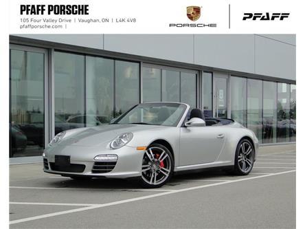 2010 Porsche 911 Carrera 4S Cabriolet PDK (Stk: U9228) in Vaughan - Image 1 of 21