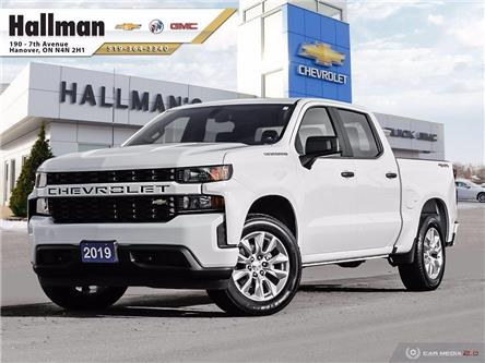 2019 Chevrolet Silverado 1500 Custom (Stk: 21121A) in Hanover - Image 1 of 27