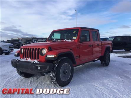 2021 Jeep Gladiator Sport S (Stk: M00167) in Kanata - Image 1 of 25