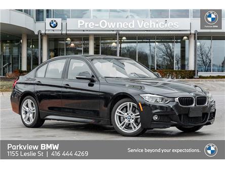 2017 BMW 330i xDrive Sedan (8D97) (Stk: PP9430) in Toronto - Image 1 of 22