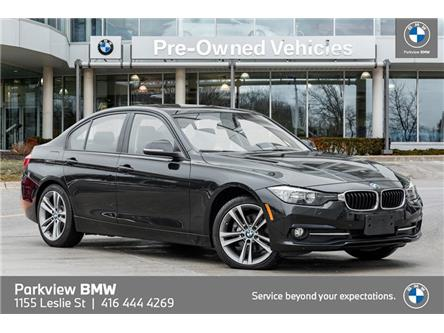 2016 BMW 320i xDrive (Stk: PP9527) in Toronto - Image 1 of 21