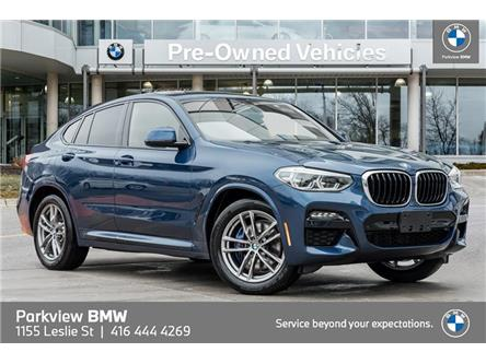 2020 BMW X4 xDrive30i (Stk: PP9594) in Toronto - Image 1 of 22