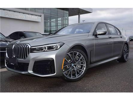 2021 BMW 750i xDrive (Stk: 1F70467) in Brampton - Image 1 of 16