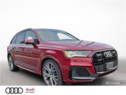 2021 Audi Q7 55 Technik (Stk: 21055) in Windsor - Image 1 of 30