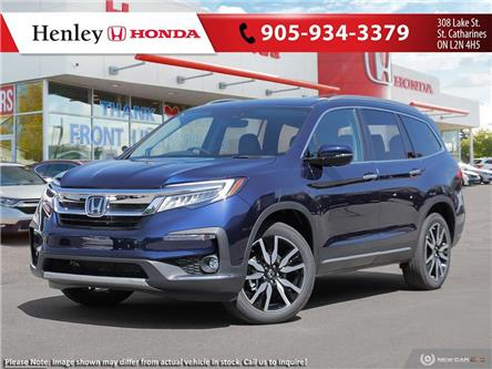2021 Honda Pilot Touring 7P (Stk: H19413) in St. Catharines - Image 1 of 23