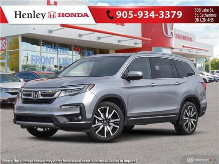 2021 Honda Pilot Touring 7P (Stk: H19415) in St. Catharines - Image 1 of 23