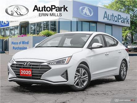 2020 Hyundai Elantra Preferred (Stk: 994381AP) in Mississauga - Image 1 of 27