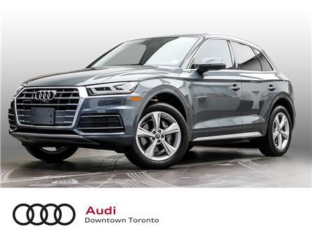 2018 Audi Q5 2.0T Progressiv (Stk: P4108) in Toronto - Image 1 of 28