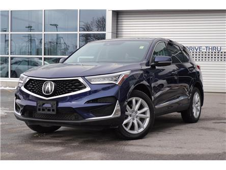 2019 Acura RDX Tech (Stk: P19462) in Ottawa - Image 1 of 29
