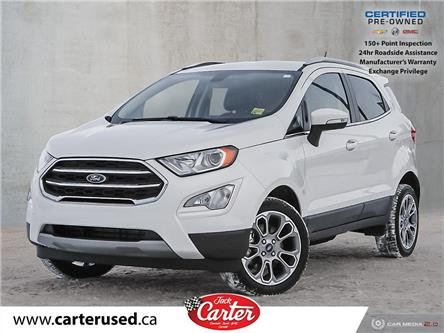 2018 Ford EcoSport Titanium (Stk: 59963L) in Calgary - Image 1 of 29
