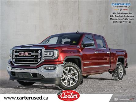 2017 GMC Sierra 1500 SLT (Stk: 81405L) in Calgary - Image 1 of 29