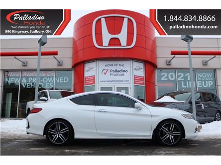 2016 Honda Accord Touring (Stk: 22550A) in Greater Sudbury - Image 1 of 36