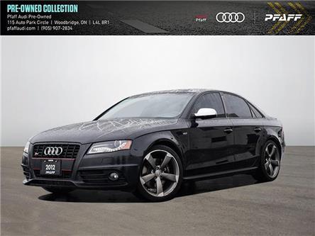 2012 Audi S4 3.0 Premium (Stk: C7959A) in Woodbridge - Image 1 of 20