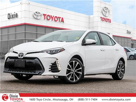 2017 Toyota Corolla  (Stk: D202044A) in Mississauga - Image 1 of 30