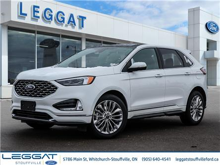 2020 Ford Edge Titanium (Stk: EG08710) in Stouffville - Image 1 of 30
