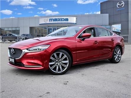 2018 Mazda MAZDA6 Signature (Stk: HN2893A) in Hamilton - Image 1 of 30