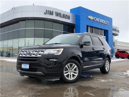 2018 Ford Explorer XLT (Stk: 6541) in Orillia - Image 1 of 22