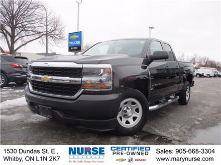 2017 Chevrolet Silverado 1500 WT (Stk: 21P044A) in Whitby - Image 1 of 20