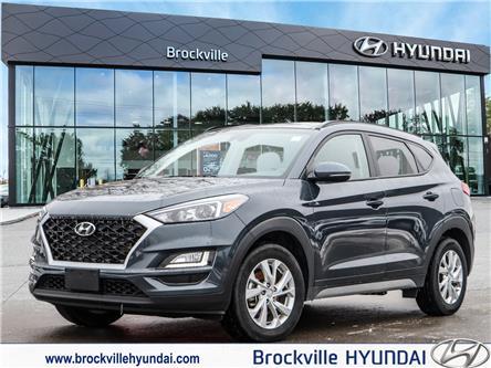 2020 Hyundai Tucson Preferred (Stk: F1058) in Brockville - Image 1 of 27