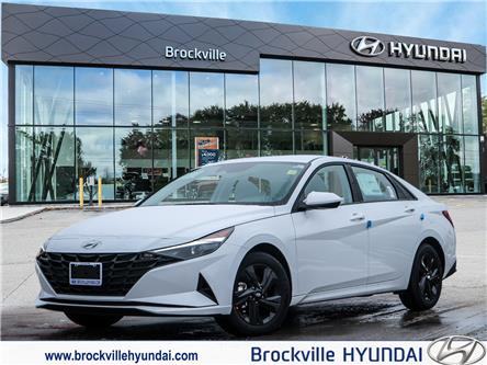 2021 Hyundai Elantra  (Stk: R21106) in Brockville - Image 1 of 23