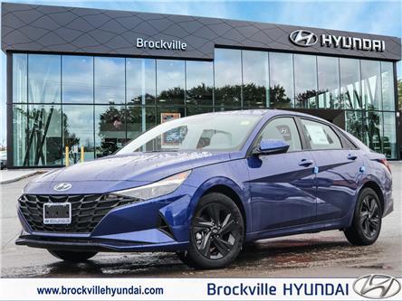 2021 Hyundai Elantra Preferred (Stk: R21115) in Brockville - Image 1 of 23