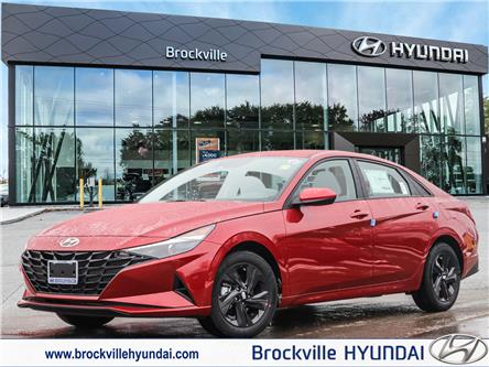 2021 Hyundai Elantra  (Stk: R21116) in Brockville - Image 1 of 23