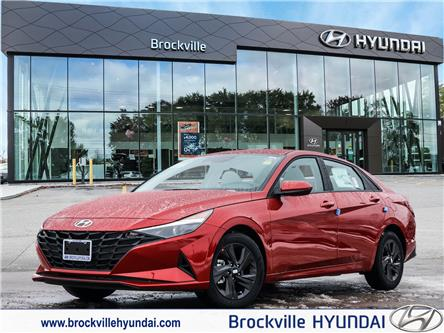 2021 Hyundai Elantra  (Stk: R21117) in Brockville - Image 1 of 23