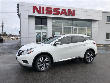 2017 Nissan Murano Platinum (Stk: 21004A) in Sarnia - Image 1 of 21