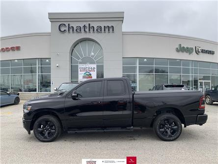 2019 RAM 1500 Sport/Rebel (Stk: N04868A) in Chatham - Image 1 of 26