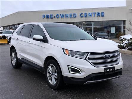 2018 Ford Edge SEL (Stk: M7153) in Brampton - Image 1 of 7
