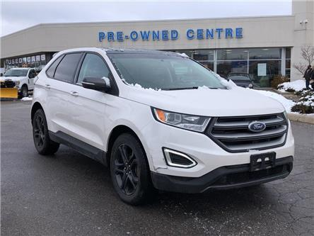 2018 Ford Edge SEL (Stk: P00251A) in Brampton - Image 1 of 7