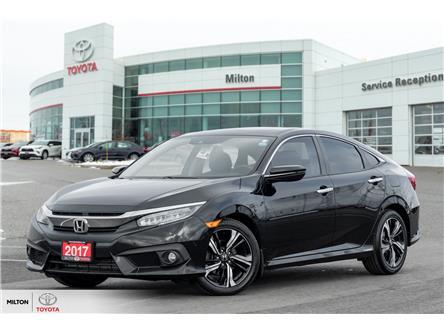 2017 Honda Civic Touring (Stk: 105731) in Milton - Image 1 of 25