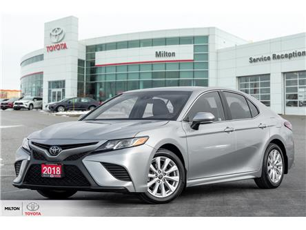2018 Toyota Camry SE (Stk: 003999A) in Milton - Image 1 of 21