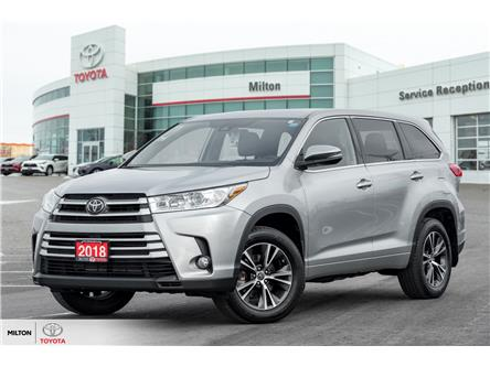 2018 Toyota Highlander LE (Stk: 821897) in Milton - Image 1 of 22