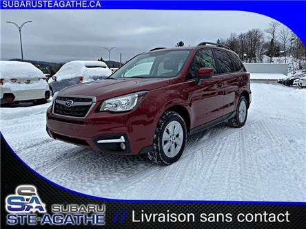 2017 Subaru Forester 2.5i Convenience (Stk: A3293) in Sainte-Agathe-des-Monts - Image 1 of 19